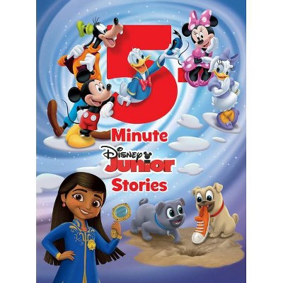 5-Minute Disney Junior (Refresh) (5-Minute Stories) (Hardcover)