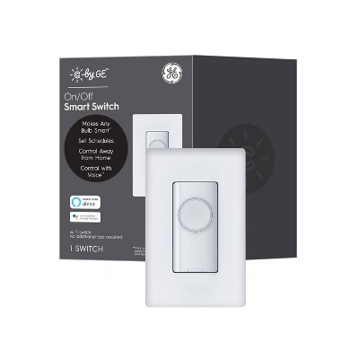 General Electric Smart Switch On/Off Light