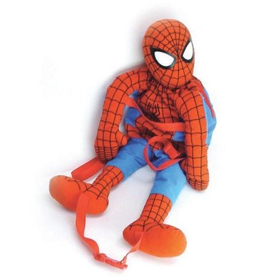 "Comic Images Marvel Spider-Man 24"" Plush Backpack"