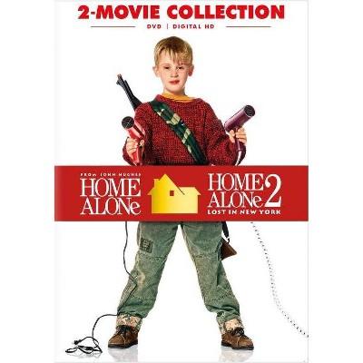 Home Alone/Home Alone 2 (DVD)