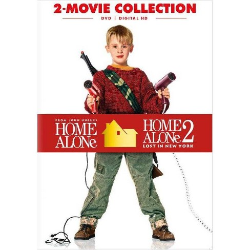 Home Alone/Home Alone 2 (DVD) - image 1 of 1