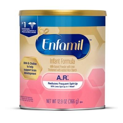 Enfamil A.R. Infant Formula Powder Tub - 12.9oz.