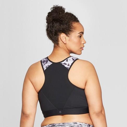 7441102d7d Women s Plus Size Compression Sports Bra - C9 Champion®   Target