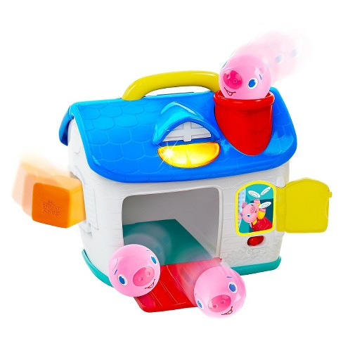 Bright Starts™ Little Piggies Playhouse - image 1 of 5