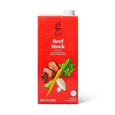 Beef Stock - 32oz - Good & Gather™