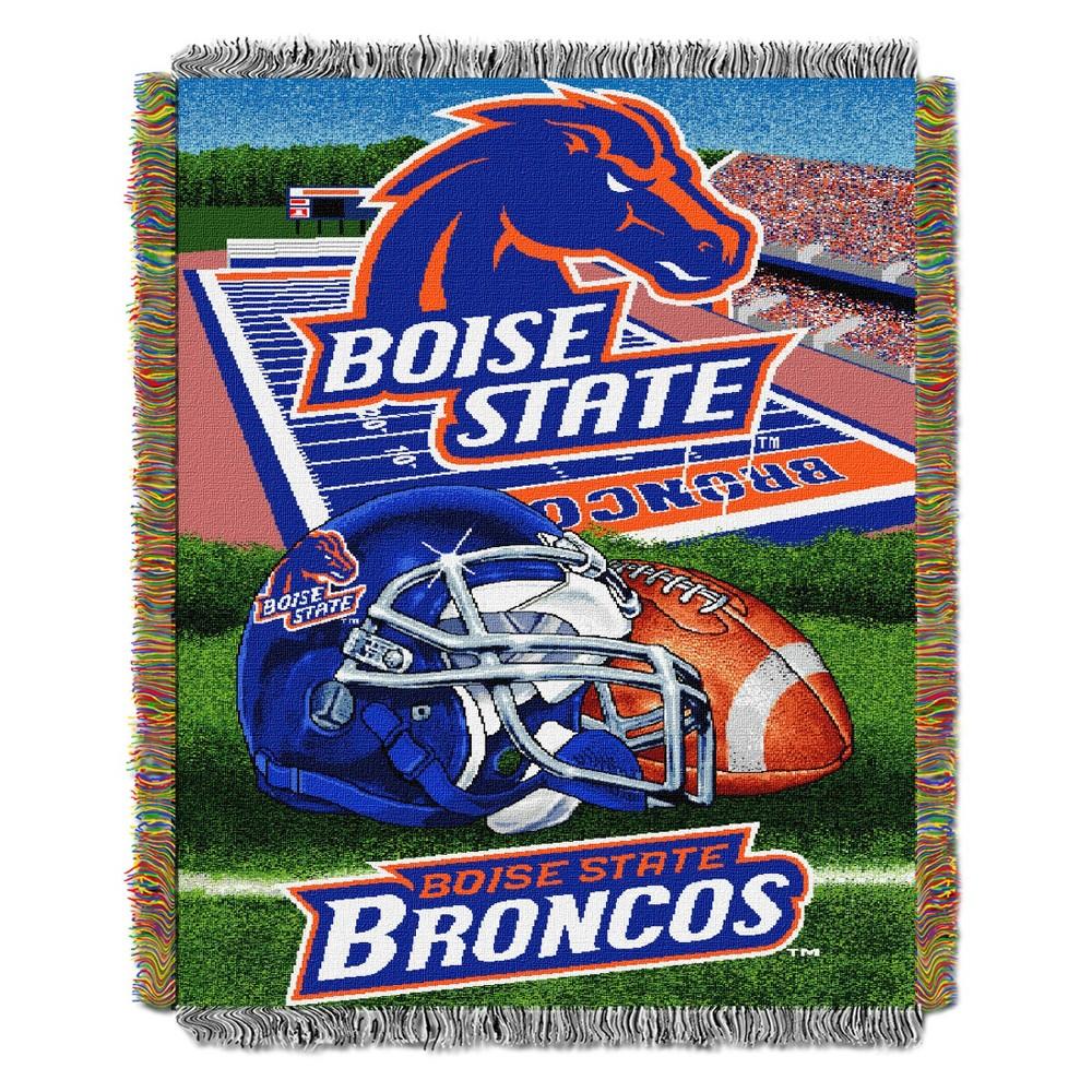 NCAA Northwest Tapestry Throw Blanket Boise State Broncos - 48 x 60