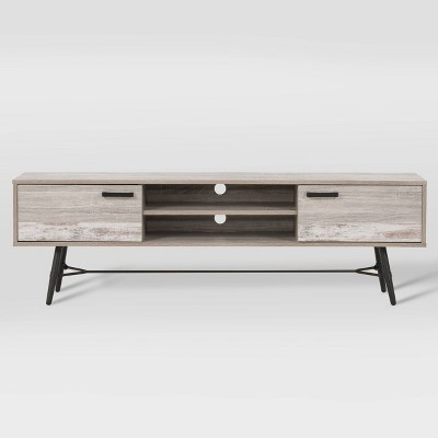 "Aurora Duotone TV Bench for TVs up to 80"" - CorLiving"