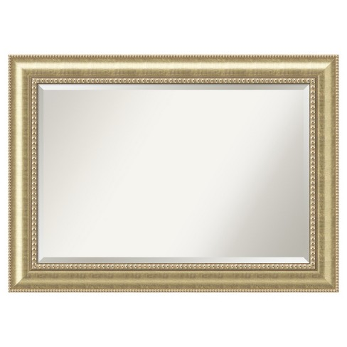 """Wall Mirror Extra Large (43""""x 31"""") Astoria Champagne - image 1 of 8"""