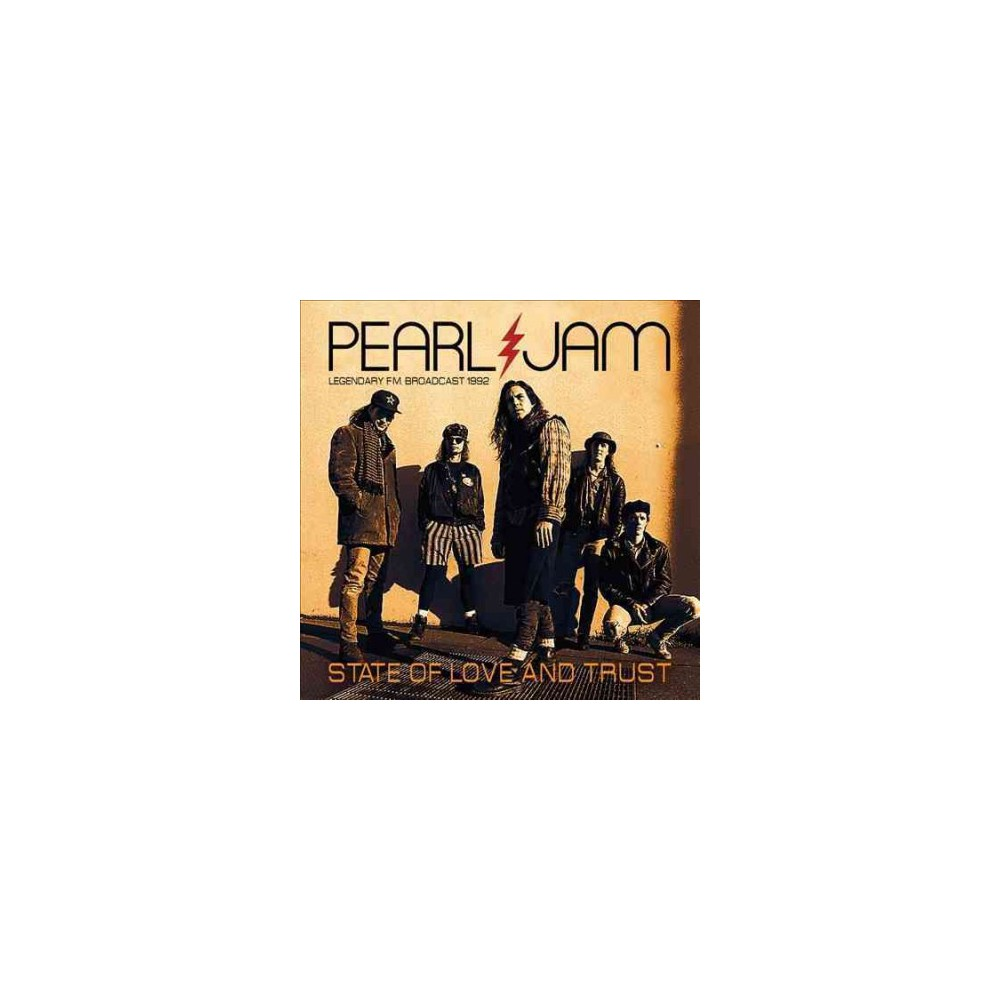 Pearl Jam - State Of Love And Trust (CD)