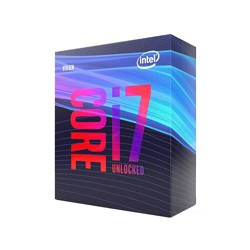 Intel Core i7-9700K Desktop Processor - 8 cores & 8 threads - Up to 4.9 GHz CPU Speed - LGA1151 300 Series - Intel UHD Graphics 630