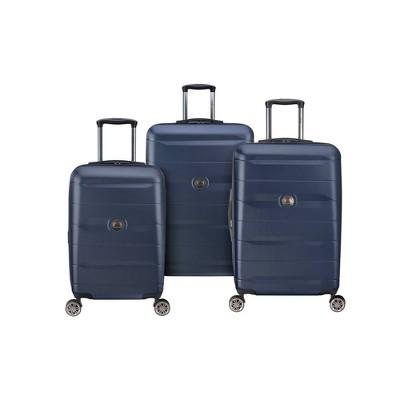 DELSEY Paris Comete 2.0 3pc Luggage Set - Gray