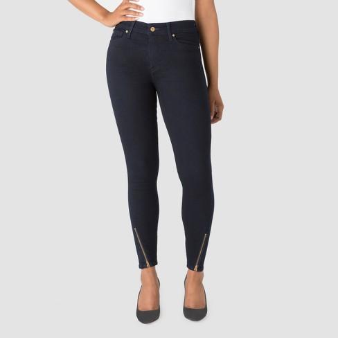 4c01f1424c9e DENIZEN® From Levi s® Women s High-Rise Ankle Skinny Jeans - Dark ...