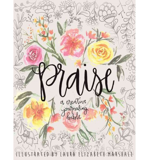 Praise : A Creative Journaling Bible (Hardcover) - image 1 of 1