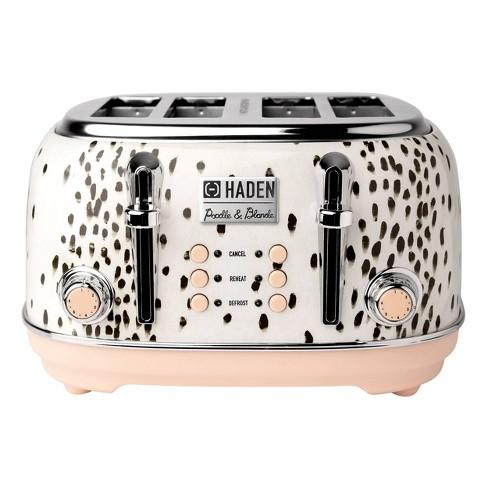 Haden Margate Poodle & Blonde 4-Slice Wide Slot Toaster - image 1 of 4