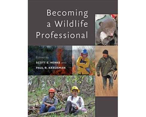 Becoming a Wildlife Professional (Hardcover) - image 1 of 1