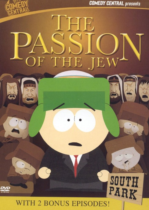 South Park:Passion Of The Jew (DVD) - image 1 of 1