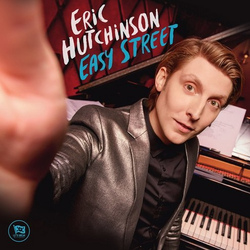 Eric Hutchinson - Easy Street (CD) - image 1 of 1