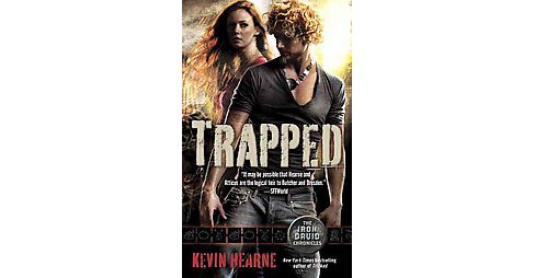 Trapped (Paperback) (Kevin Hearne) - image 1 of 1