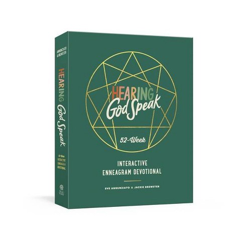 Hearing God Speak - by  Eve Annunziato & Jackie Brewster (Paperback) - image 1 of 1