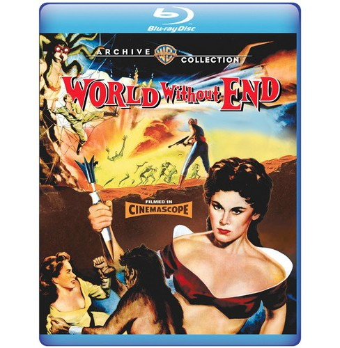 World Without End (Blu-ray) - image 1 of 1