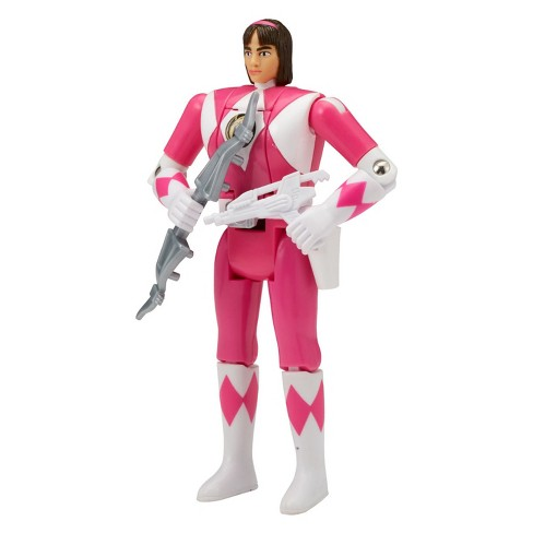 mighty morphin power rangers legacy pink power target