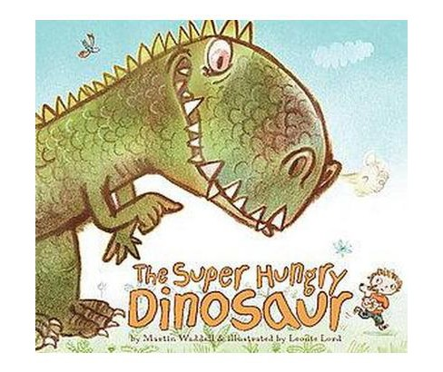 Super Hungry Dinosaur (School And Library) (Martin Waddell) - image 1 of 1