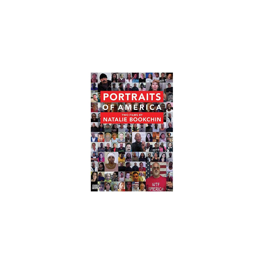 Portraits Of America:Two Films By Nat (Dvd)