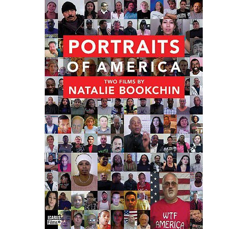 Portraits Of America:Two Films By Nat (DVD) - image 1 of 1