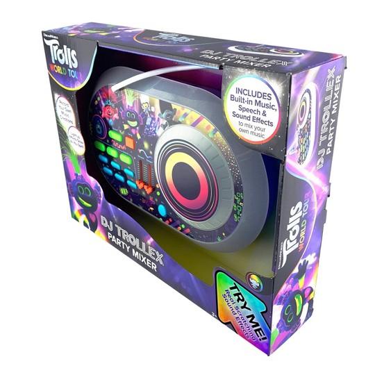 Trolls World Tour DJ Trollex Party Mixer image number null