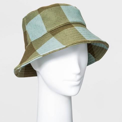 Women's Felt Bucket Hat - Universal Thread™ - image 1 of 2