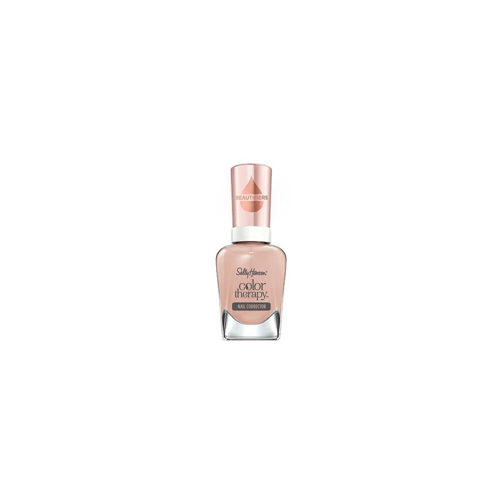 Image of Sally Hansen Color Therapy Beautifier Nail Treatment 552 Nail Corrector - 0.5 fl oz