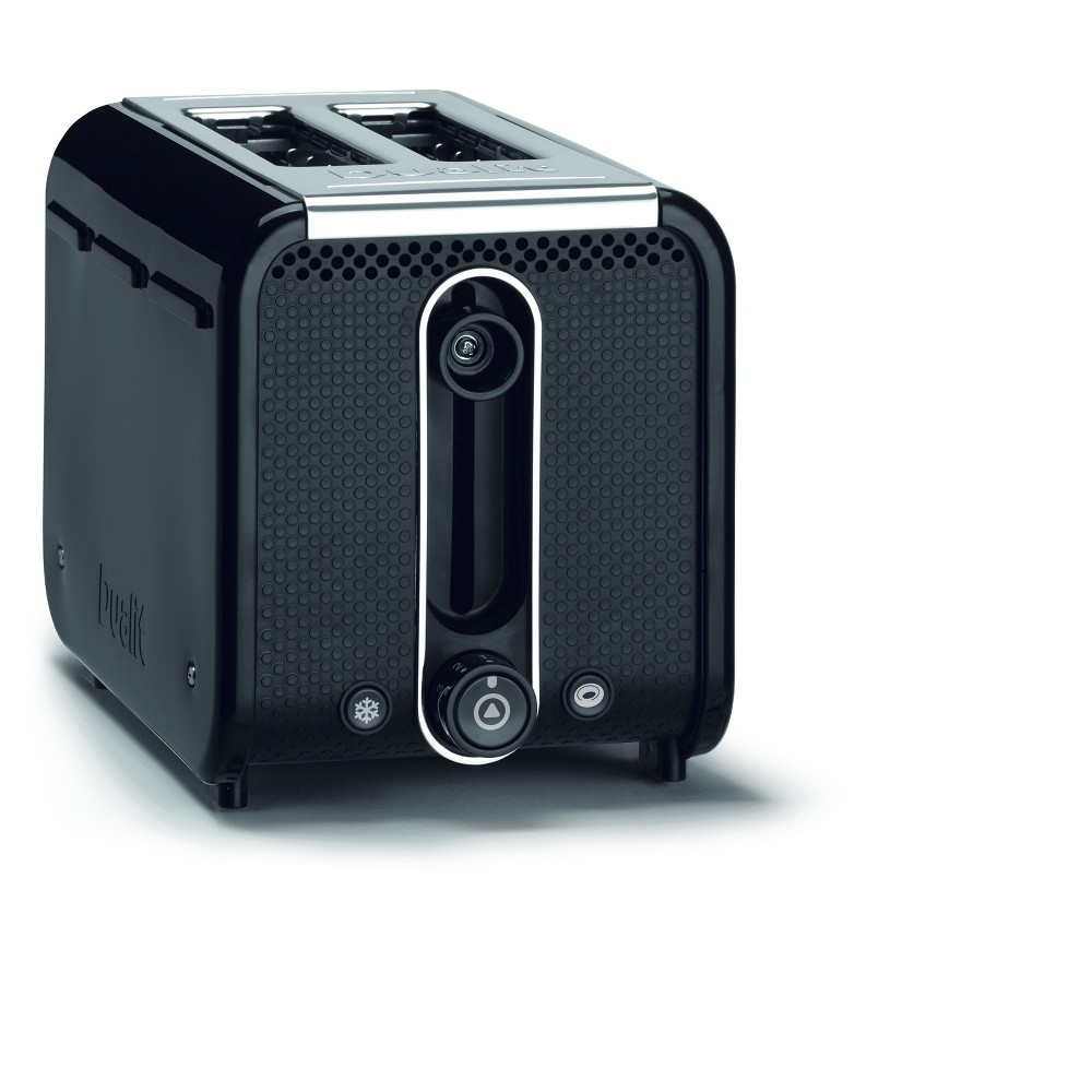 Studio 2 Slice Toaster – Black 26430 52826432