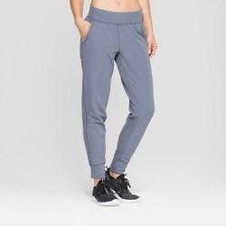 "Women's Semi Fit Mid-Rise Fleece Joggers 29"" - C9 Champion®"