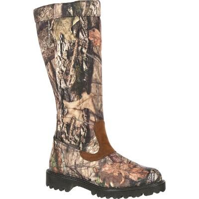 Men's Rocky Low Country Waterproof Snake Boot