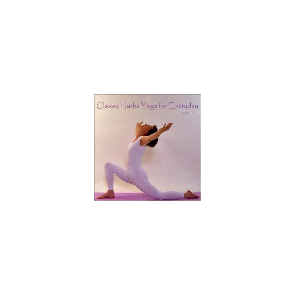 Sara Carapezzi - Classic Hatha Yoga For Everyday (CD)