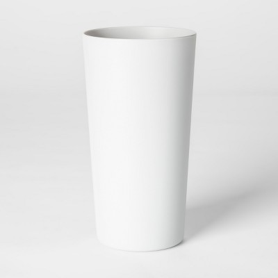 26oz Plastic Tall Tumbler Gray - Room Essentials™