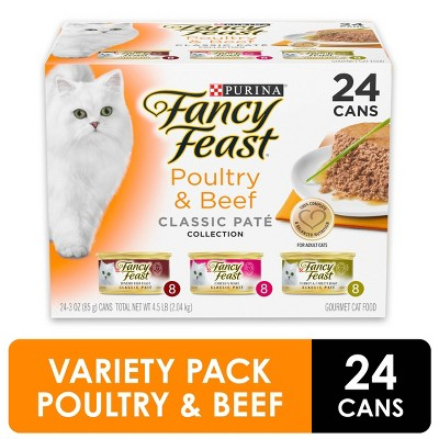 Cat Food: Fancy Feast Classic Paté