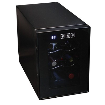 Koolatron 6-Bottle Wine Cooler - Black