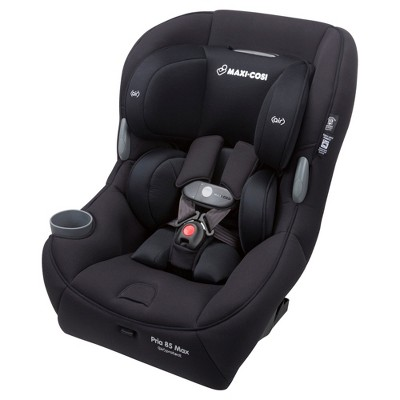 Maxi-Cosi Pria 85 Max 2-in-1 Convertible Car Seat, Night Black