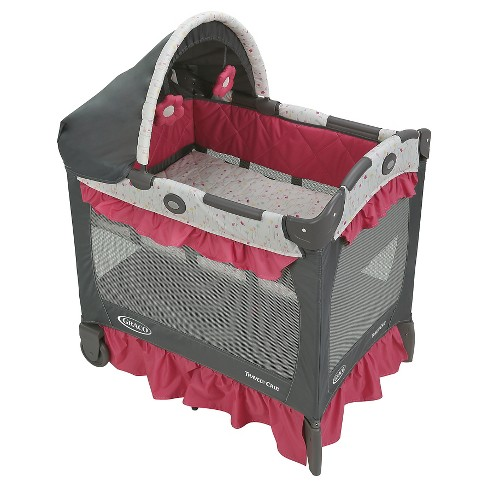 Graco® Travel Lite Crib Bassinet - Alma - image 1 of 6
