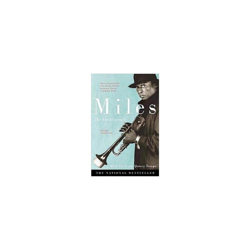 Miles : The Autobiography (Paperback) (Miles Davis & Quincy Troupe)