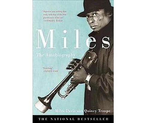 Miles : The Autobiography (Paperback) (Miles Davis & Quincy Troupe) - image 1 of 1