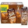 Silk Dark Chocolate Almond Milk 6 Pack - image 2 of 4