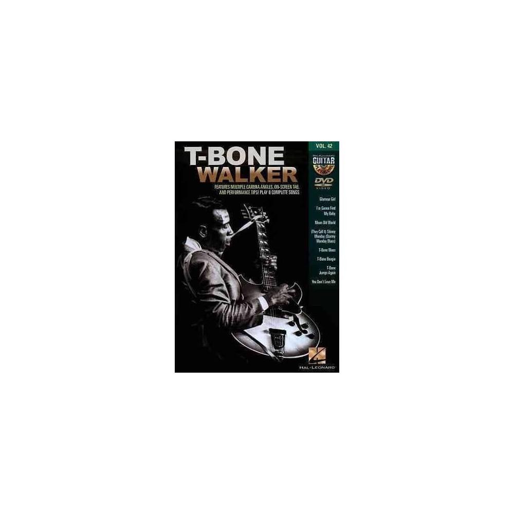 T Bone Walker:Vol 42 (Dvd)
