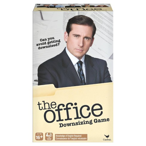 The Office - Downsizing Board Game - image 1 of 4