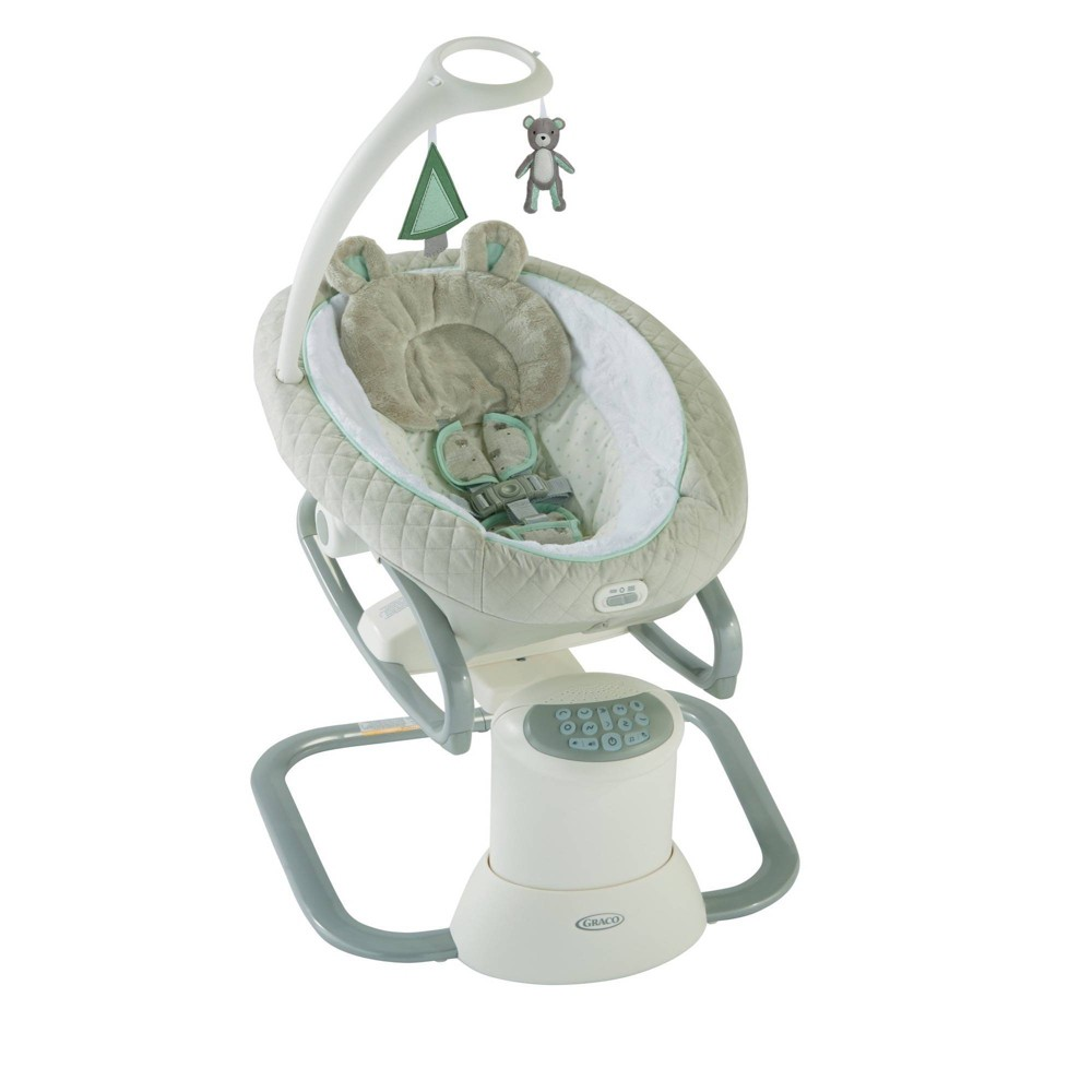 Image of Graco EveryWay Soother with Removable Rocker - Tristan