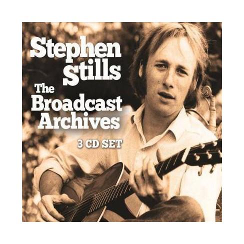 Stephen Stills - Broadcast Archives (CD) - image 1 of 1