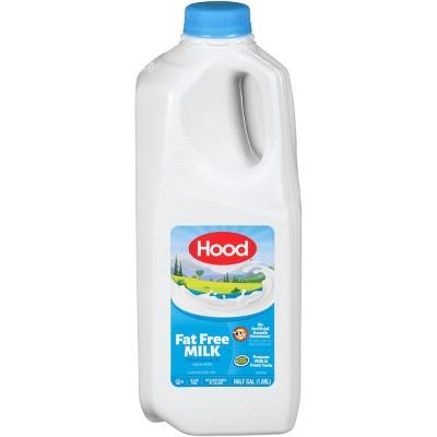 Hood Skim Milk - 0.5gal