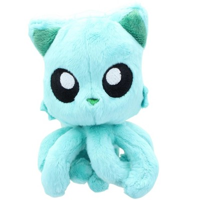 "Tentacle Kitty Little Ones 4"" Plush: Blue"