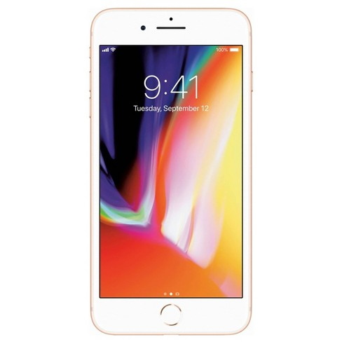 Apple iPhone 8 Plus Pre-Owned (GSM-Unlocked) 256GB - image 1 of 2